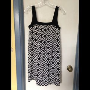 LBD! Black and white, size 0